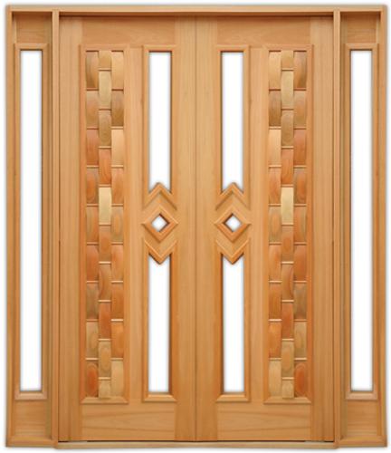 Porta Couro Dupla Com Visor Pivotante em Liptus